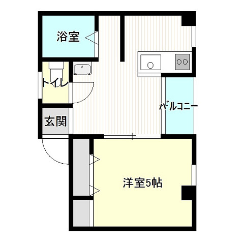 EXCELLENCE枕返の間取り図